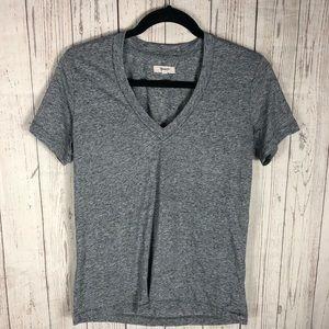 Madewell V Neck T Shirt